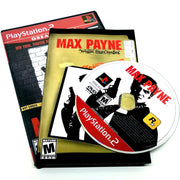 Max Payne for PlayStation 2