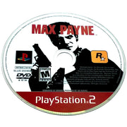 Max Payne for PlayStation 2 - Game disc