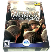 Medal of Honor: Allied Assault for PC CD-ROM - Front of box
