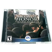 Medal of Honor: Allied Assault for PC CD-ROM - Front of case