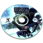 Medal of Honor: Allied Assault for PC CD-ROM - Game disc 2