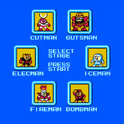 Mega Man Reproduction TurboGrafx-16 Game - Screenshot