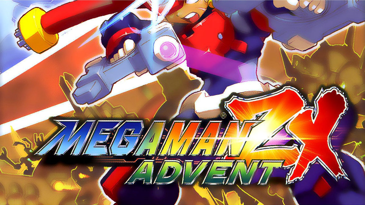 Mega Man ZX Advent Nintendo DS Game