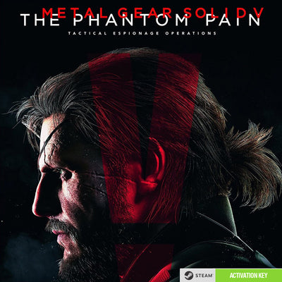 Metal Gear Solid V: The Phantom Pain PC GameSteam Digital Download