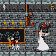 Mickey Mania SNES Super Nintendo Game - Screenshot