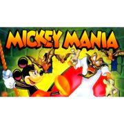 Mickey Mania SNES Super Nintendo Game
