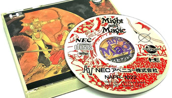 Might and Magic for PC Engine