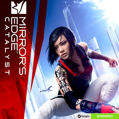Mirror's Edge Catalyst PC Game Origin CD Key