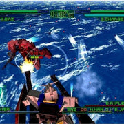 Mobile Suit Gundam: Char's Counterattack Import Sony PlayStation Game - Screenshot