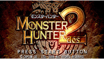 Monster Hunter 2 Import Sony PlayStation 2 Game