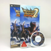 Monster Hunter Portable 2nd Import PlayStation Portable PSP Game