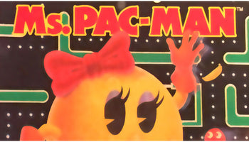 Ms. Pac-Man NES Nintendo Game