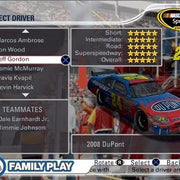 NASCAR 09 Sony PlayStation 2 Game - Screenshot