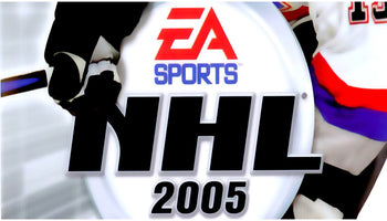 NHL 2005 Nintendo Gamecube Game
