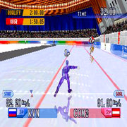 Nagano Winter Olympics '98 Sony PlayStation Game - Screenshot