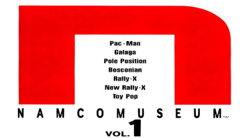 Namco Museum Volume 1 Sony PlayStation Game