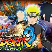 Naruto Shippuden: Ultimate Ninja Storm 3 Full Burst | Windows | Steam