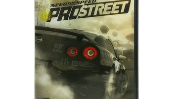 Need for Speed: ProStreet Sony PlayStation 2 Game