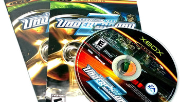 Need for Speed: Underground 2 for Xbox