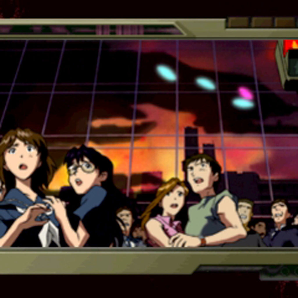 Neon Genesis Evangelion: Girlfriend of Steel Japan Import Sony PlayStation Game - Screenshot