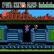 Ninja Gaiden II: The Dark Sword of Chaos NES Nintendo Game - Screenshot 3