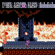 Ninja Gaiden II: The Dark Sword of Chaos NES Nintendo Game - Screenshot 4