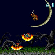 Ninja Spirit TurboGrafx-16 Game - Screenshot 4