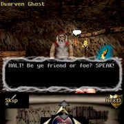 Orcs & Elves Nintendo DS Game - Screenshot