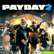 PAYDAY 2 PC Game Steam CD Key