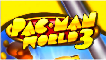 Pac-Man World 3 PlayStation Portable PSP Game
