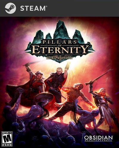 Pillars of Eternity: Hero Edition | PC Mac Linux | Steam Key