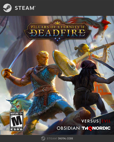 Pillars of Eternity II: Deadfire | PC Mac Linux | Steam Digital Game