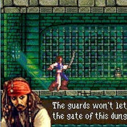 Pirates of the Caribbean: Dead Man's Chest Nintendo GBA Game Boy Advance Game - Screenshot