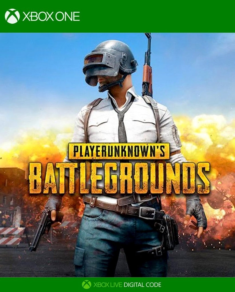Playerunknown S Battlegrounds Xbox One Digital Download Pj S Games
