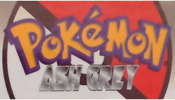 Pokémon Ash Gray Nintendo GBA Game Boy Advance Game