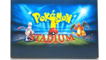 Pokémon Stadium SNES Super Nintendo Game - Box