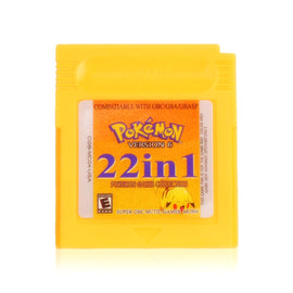 Pokémon Super 22 in 1 Nintendo Game Boy Color Game