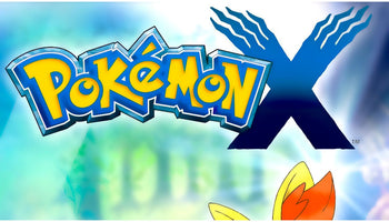 Pokémon X Nintendo 3DS Game
