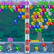 Puzzle Bobble 3 DX Japan Import Sony PlayStation Game - Screenshot