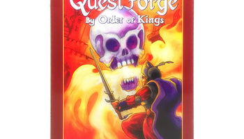 Quest Forge: By Order of Kings NES Nintendo Game - Box
