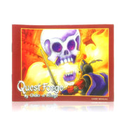 Quest Forge: By Order of Kings NES Nintendo Game - Manual