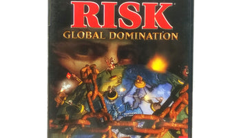 RISK: Global Domination Sony PlayStation 2 Game - Case