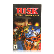 RISK: Global Domination Sony PlayStation 2 Game - Manual