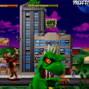 Rampage World Tour Nintendo 64 N64 Game - Screenshot