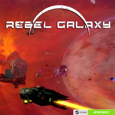 Rebel Galaxy PC Game Steam CD Key