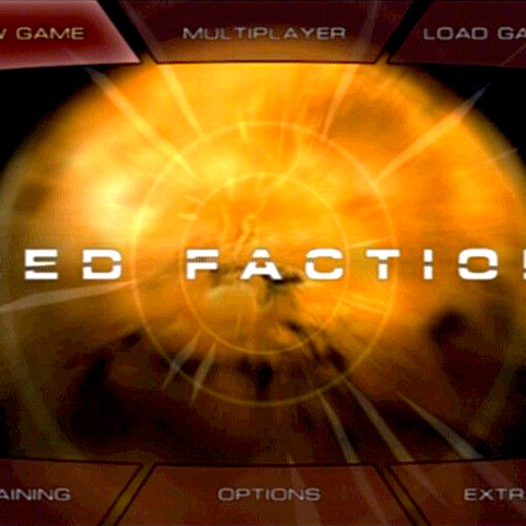 Red Faction Sony PlayStation 2 Game - Screenshot 1