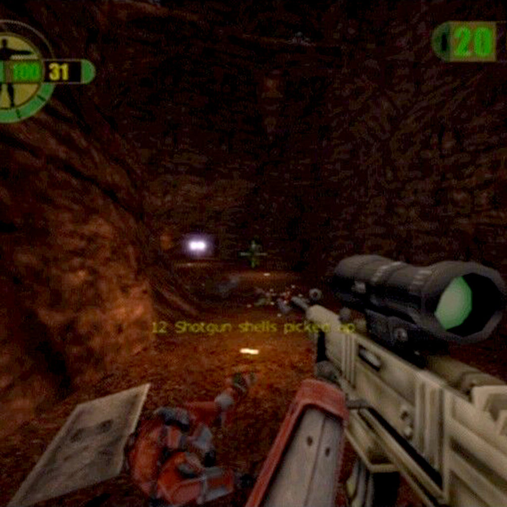 Red Faction Sony PlayStation 2 Game - Screenshot 3
