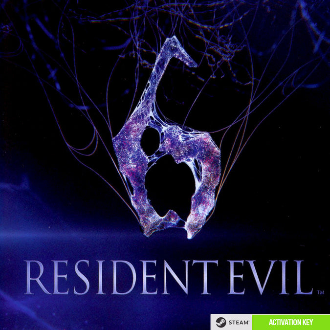 Resident Evil 6 PC Game Steam CD Key