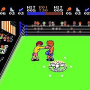 Ring King NES Nintendo Game - Screenshot