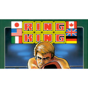 Ring King NES Nintendo Game